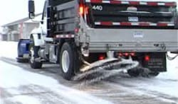 Goodman Snow Services - Salt Truck